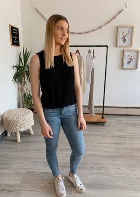 DEX Dex Pants Mid Rise Skinny Jeans