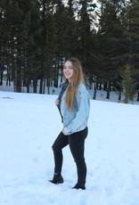 Mavi Jeans Mavi Linda Denim Jacket Cropped 90s Inspired