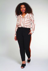 DEX Dex Plus Pants High Waisted W/ Rust Side Tape