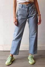 ARK REWORKED Ark Reworked High Waisted Denim Jeans