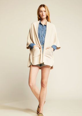 Look by M Look by M Basic Cape Poncho