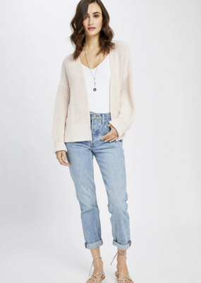 GENTLE FAWN Gentle Fawn Sunrise Cardigan Slouchy Cropped Knit