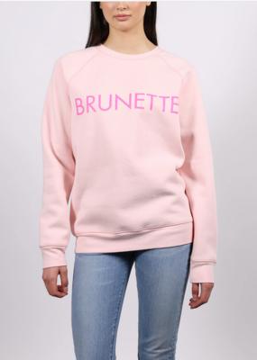 BRUNETTE BRUNETTE Crew Brunette