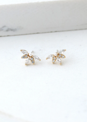 Lovers Tempo Earrings Harlowe Studs