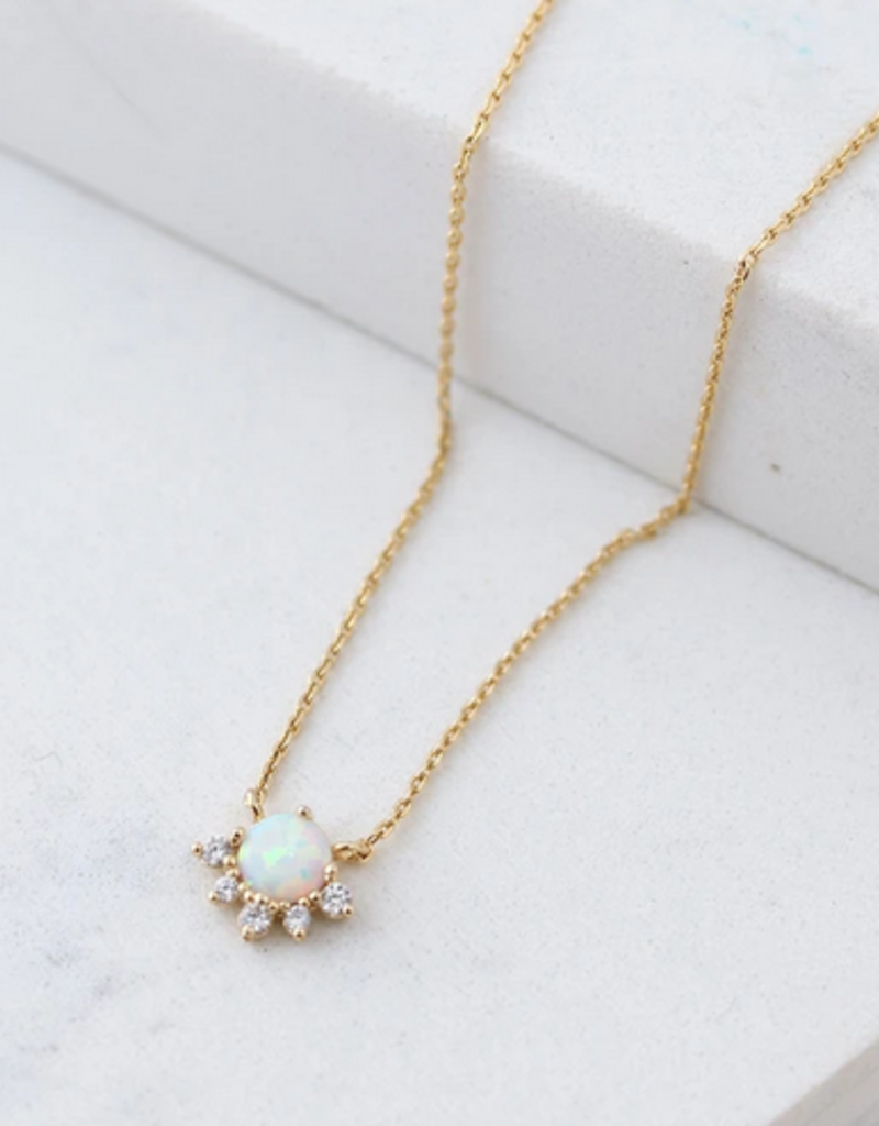 Lovers Tempo Lovers Tempo Juno Opal Necklace