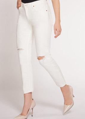 DEX Dex Jeans Nixon Distressed Boyfriend Jeans