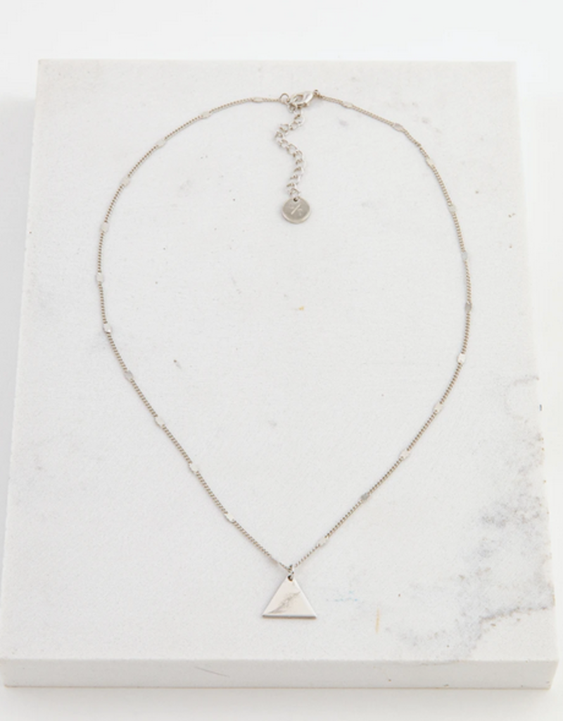 Lovers Tempo Lovers Tempo Necklace Everly Triangle