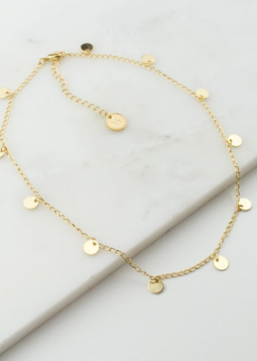Lovers Tempo Lovers Tempo Necklace Fool's Gold Choker