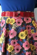 Tulip B Vintage Bow Belt