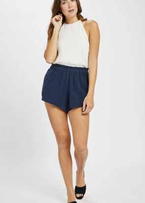 GENTLE FAWN Gentle Fawn Ace Cotton/Linen Short