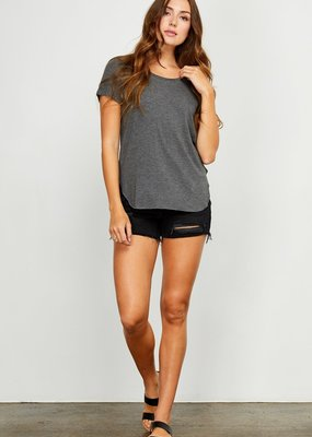 GENTLE FAWN Gentle Fawn Tee Alabama Curved Hem