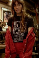 Daydreamer Daydreamer Ramones Backstage Slim Burnout Tee