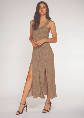 DEX Dex Dress Maxi Button-down