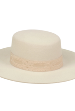Lack of Color Lack of Color The Sierra Boater Hat F'20