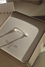 PIKA&BEAR Pika & Bear Ring 'Nala' Spinning Ball Vermeil
