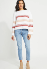 GENTLE FAWN Gentle Fawn Cambria Sweater  Boatneck & Flared Slv F'20