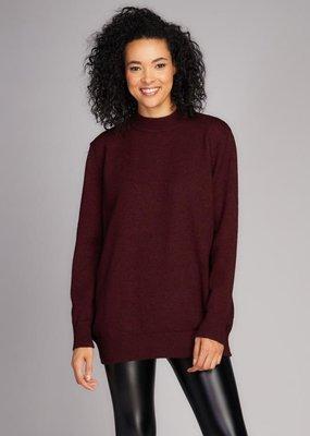 C'EST MOI C'est Moi Mockneck Oversized Sweater F'20