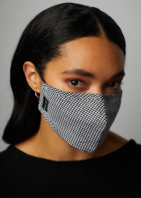 C'EST MOI C'est Moi Re-Usable Three Layer Mask w/ Adjustable Ear Loops