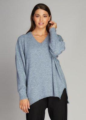 C'EST MOI C'est Moi Sweater Knit V Neck F'20