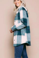 Orb Orb Demi Jacket Sherling Lined Plaid F'20