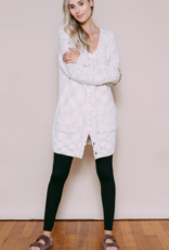 Orb Orb Jessica Cardi Oversized Sweater Jacket F'20
