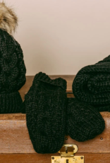 Orb Orb Marshmellow Beanie Lined Cozy Cable Knit F'20