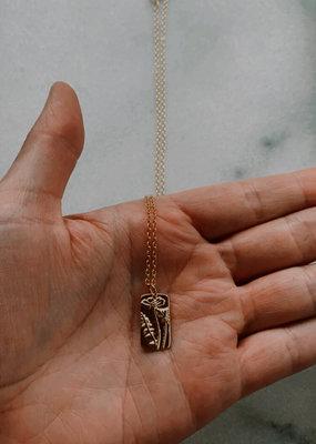 Jewelry By Amanda Jewelry By Amanda 'Dandelion' Necklace