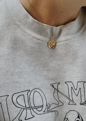 """Jewelry By Amanda Jewelry By Amanda Minimalstic 'Rome' Necklace  18"""""""
