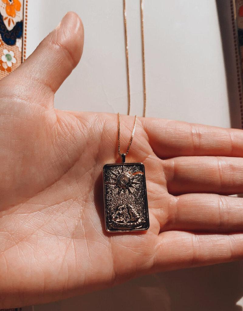 """Jewelry By Amanda Jewelry By Amanda 'Tarot' Necklace  20"""""""