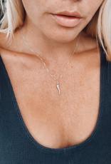 "Jewelry By Amanda Jewelry By Amanda 'Cornicello' Necklace  18"""