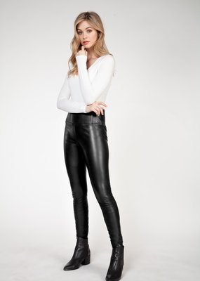 DEX Dex Leggings High Waisted Faux Leather F'20
