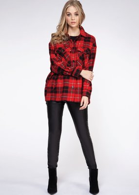 DEX Dex Flannel L/Slv Buttondown Plaid F'20