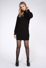 DEX Dex Sweater Dress L/Slv Doman Mockneck F'20