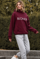 BRUNETTE BRUNETTE Classic 'Blonde' Hoodie