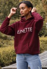BRUNETTE BRUNETTE Classic 'Brunette' Hoodie  F'20