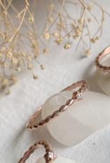 PIKA&BEAR Pika & Bear Ring 'Gleipnir' Dainty Twist Ring