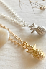 PIKA&BEAR Pika & Bear Necklace 'Aloha' Pineapple Charm