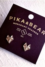 PIKA&BEAR Pika & Bear Earring 'Sly' Fox Studs