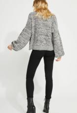 GENTLE FAWN Gentle Fawn Ore Sweater Bubble Slv & Ribbed Hem W'20