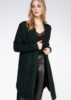 DEX Dex Sweater Longline Boucle Cardi F'20