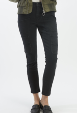 OAT NY OAT NY Denim Mid Rise Carpenter Skinny F'20