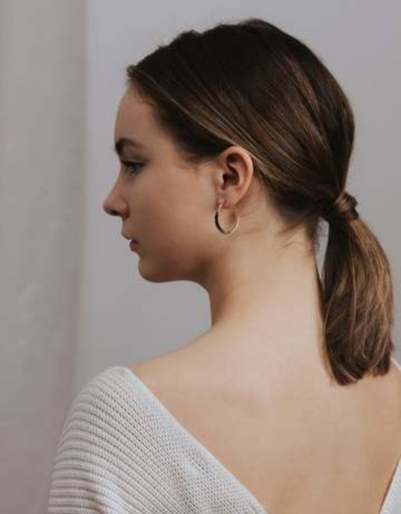 Lovers Tempo Lovers Tempo Earrings Taylor Twist Hoops
