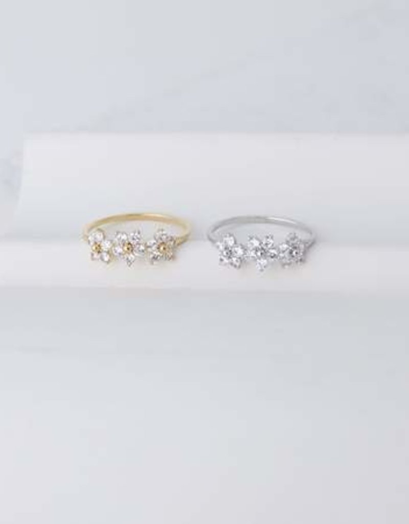 Lovers Tempo Ring Blossom Ring