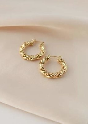 Lovers Tempo Lovers Tempo Earring Jessie Hoop