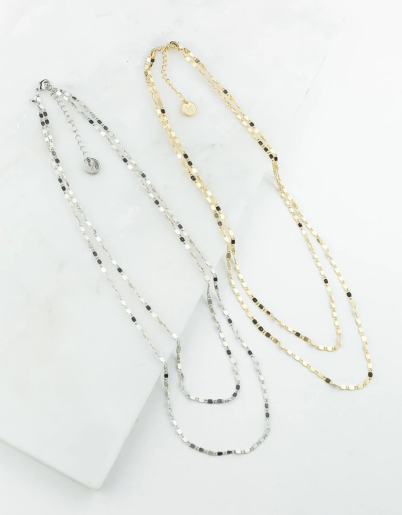 Lovers Tempo Lovers Tempo Necklace Cleo Layered Necklace