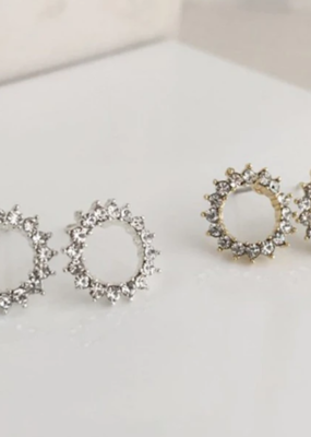 Lovers Tempo Lovers Tempo Earring Halo Studs