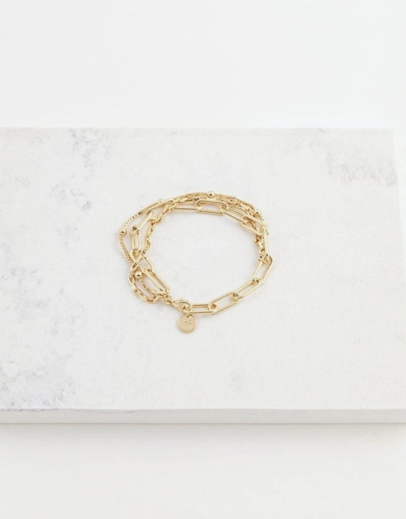 Lovers Tempo Lovers Tempo Bracelet Shay Layered