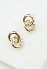 Lovers Tempo Lovers Tempo Earring Links Studs