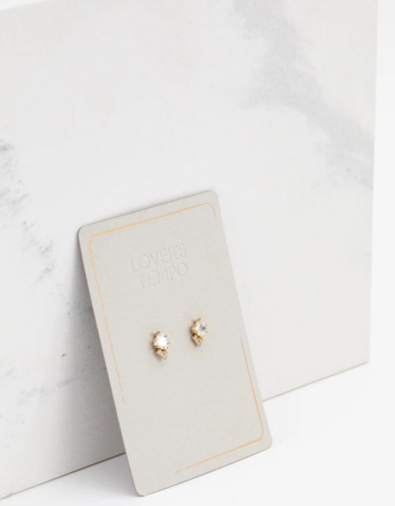 Lovers Tempo Lovers Tempo Earring Nia Studs