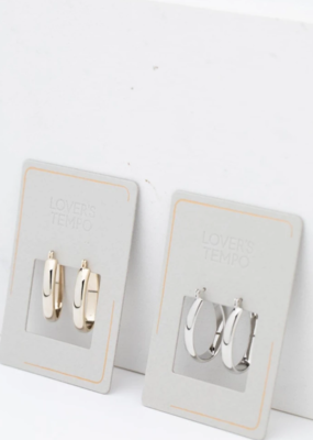 Lovers Tempo Lovers Tempo Earring Odette Hoops
